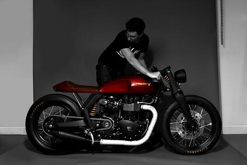 Bonneville And Son >> Triumph Speed Twin, ce à quoi pourrait ressembler la nouvelle Bonneville » AcidMoto.ch, le site ...