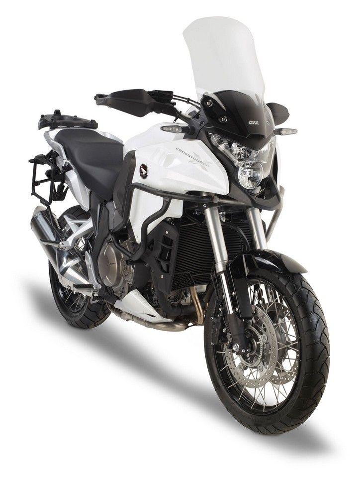 un pack givi pour la honda crosstourer 1200 le site suisse de l 39 information moto. Black Bedroom Furniture Sets. Home Design Ideas