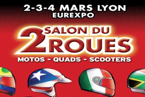 Salon du 2 roues de lyon 2 3 4 mars 2012 acidmoto for Salon du 2 roues lyon