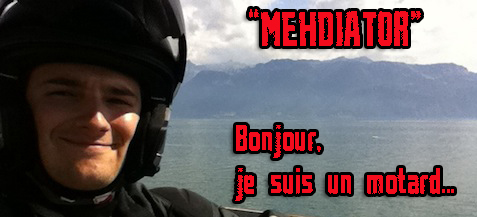 Mehdiator faire de l humour noir sur les accidents de la - Motard humour images ...