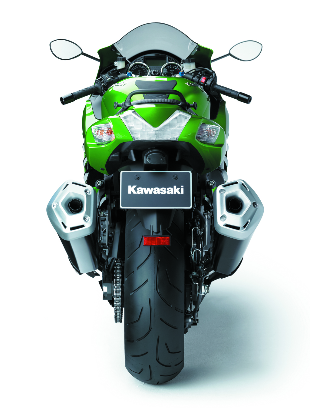 kawasaki 2012 la nouvelle zzr1400 le site suisse de l 39 information moto. Black Bedroom Furniture Sets. Home Design Ideas