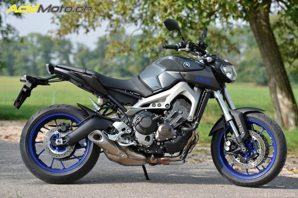 rappel yamaha tracer