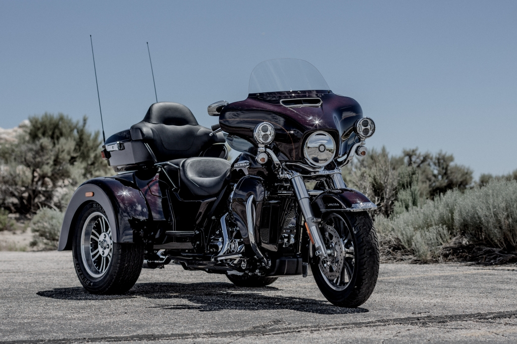 harley davidson tri glide ultra classic le trike. Black Bedroom Furniture Sets. Home Design Ideas