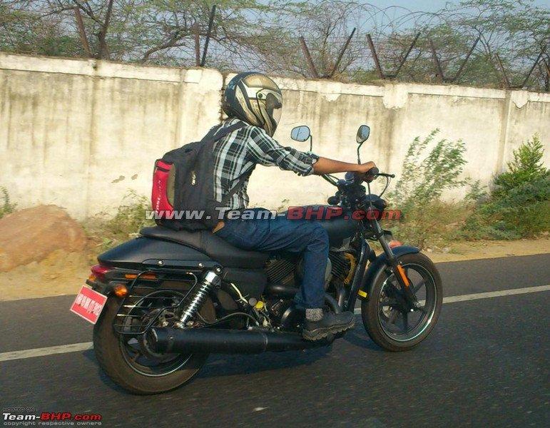 harley davidson arrive avec une 500cc et ventuellement une moto lectrique le. Black Bedroom Furniture Sets. Home Design Ideas