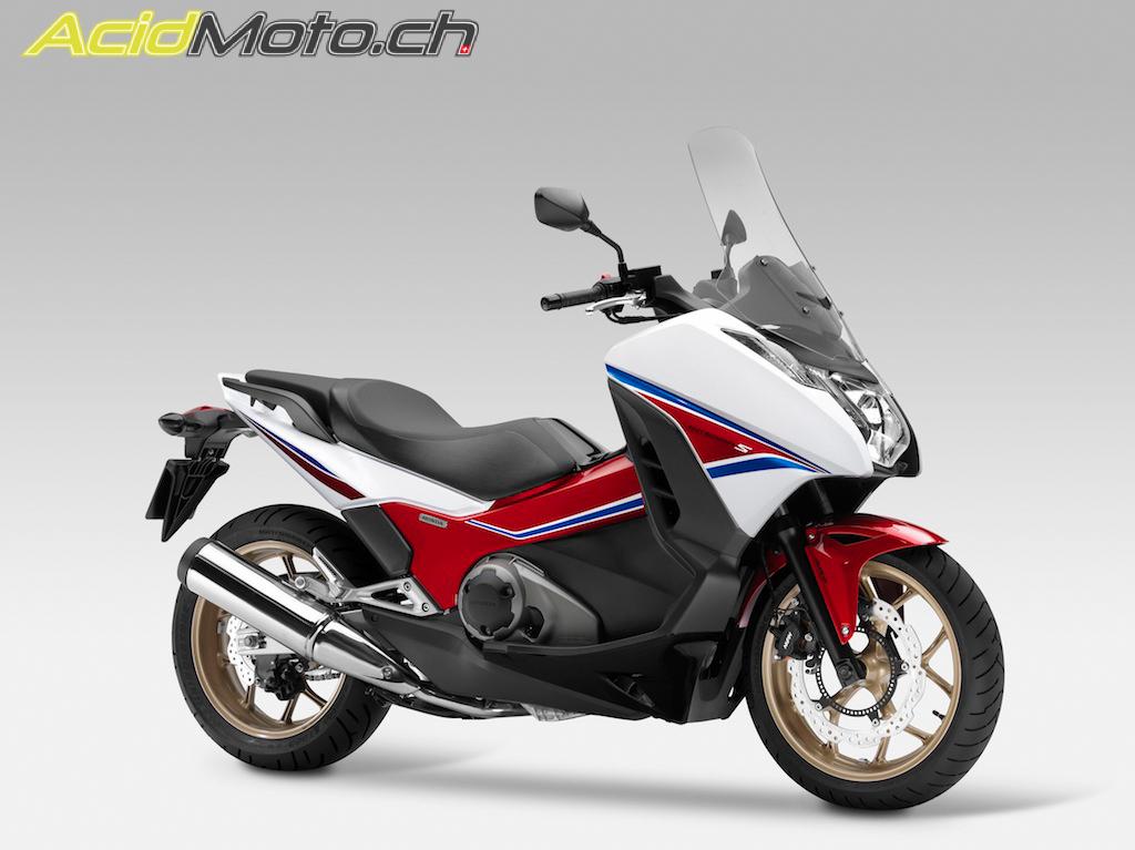 moto honda integra 750