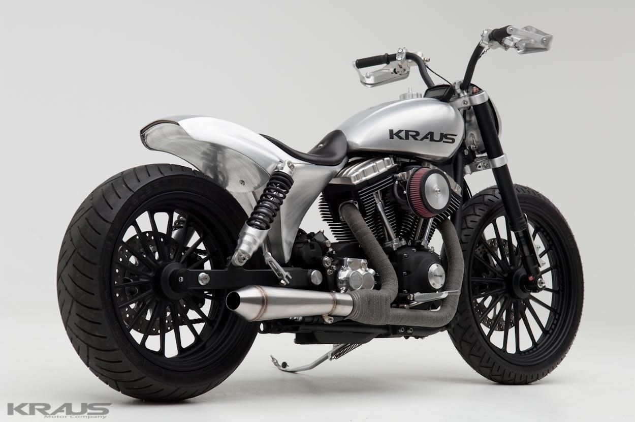 "Bien connu Harley-Davidson Dyna Sport ""Nick's Bad MF"" par Kraus » AcidMoto.ch  RZ11"
