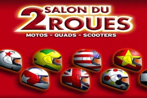 Salon du 2 roues de lyon du 8 au 10 f vrier eurexpo for Salon du deux roues lyon