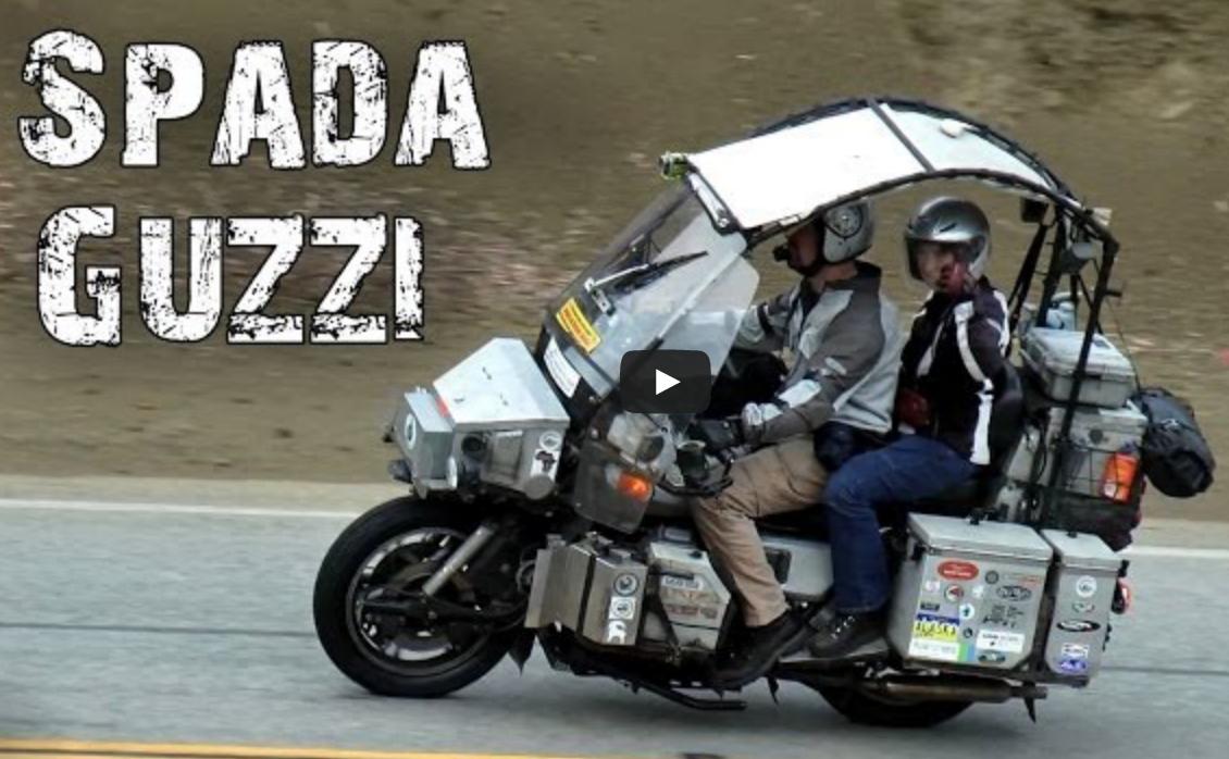 Quel moto pour voyager