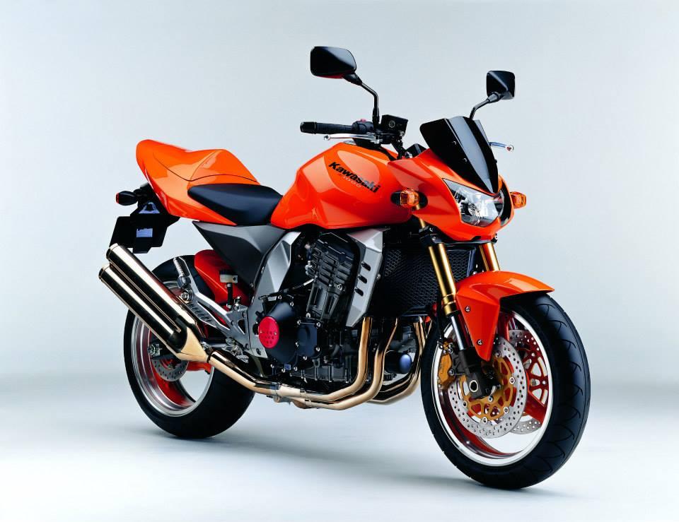 Essai moto Kawasaki Z1000 2010