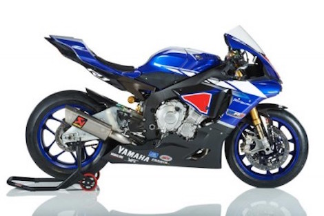 les yamaha r1m 2015 du team morillas racing school sont en vente le site suisse. Black Bedroom Furniture Sets. Home Design Ideas