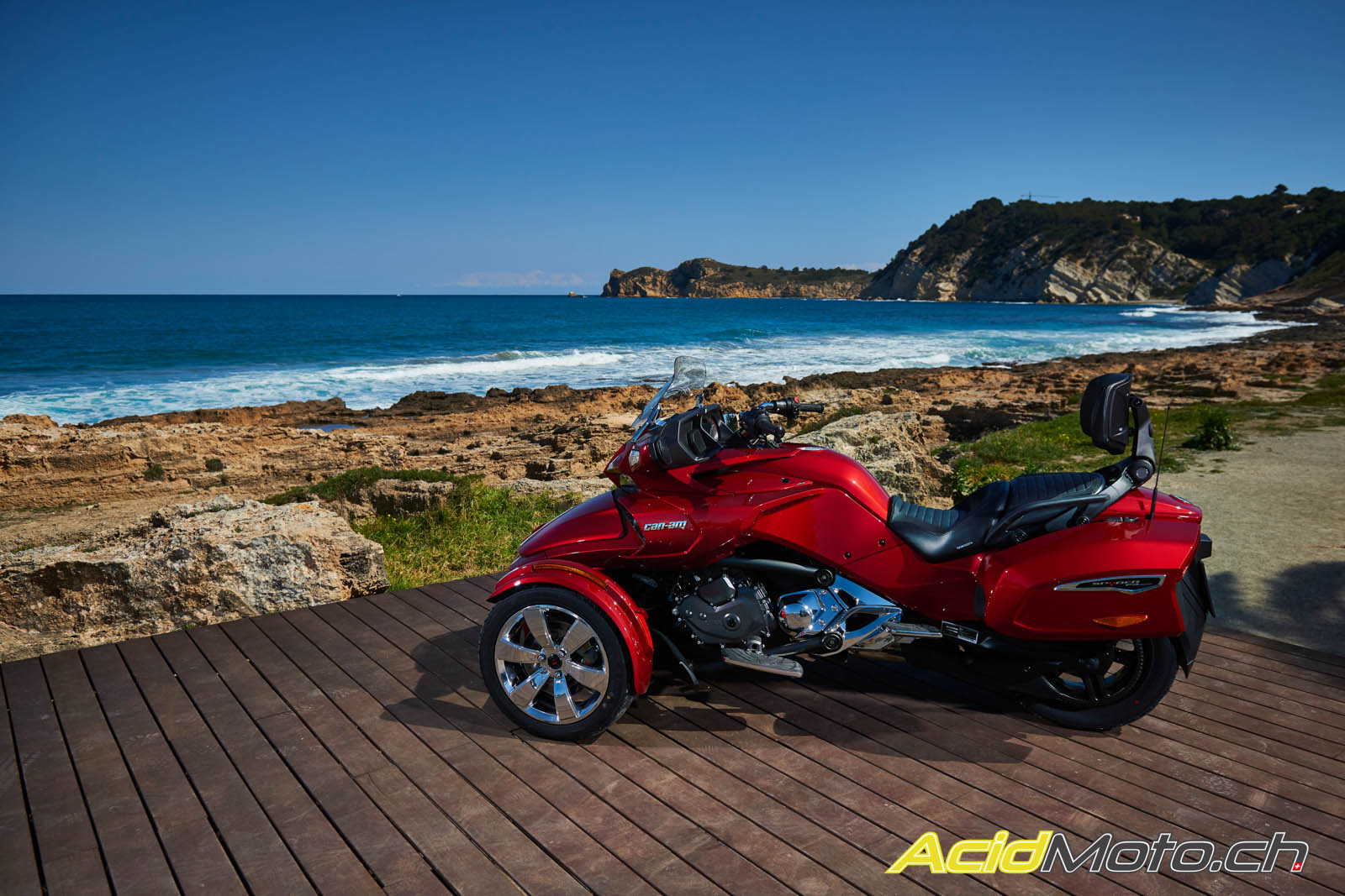 essai can am spyder f3 t et limited les canadiens se mettent au bagger le site. Black Bedroom Furniture Sets. Home Design Ideas