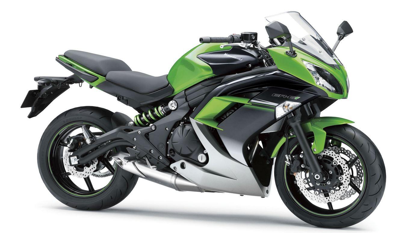 moto kawasaki gamme 2016