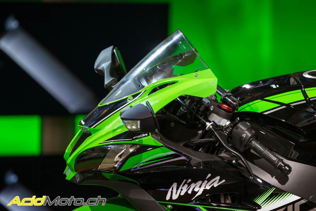 Présentation Kawasaki Nouveautés 10r Officielle De La Zx 2016 Des TcuJKl3F15