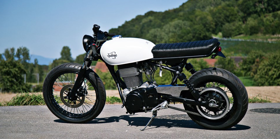 Garage esprit moto s rl une nouvelle enseigne forel for Garage preparation moto