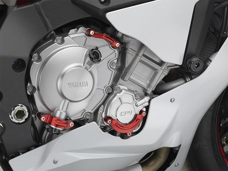 Rizoma pare la Yamaha R1 des plus beaux accessoires