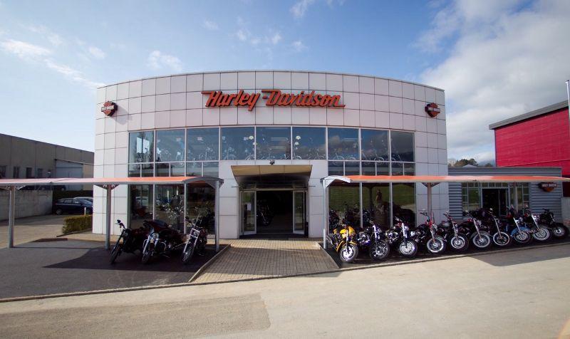 Harley-Davidson Neuchâtel - Un programme 2016 riche en événements
