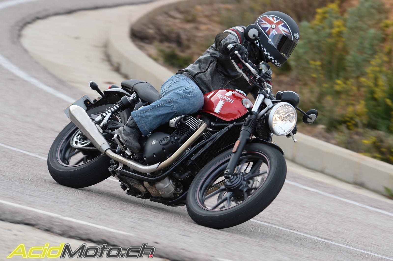 » Triumph Acidmoto 900 Bonneville La Twin Essai Pour Tous Street WUwxqH68C6