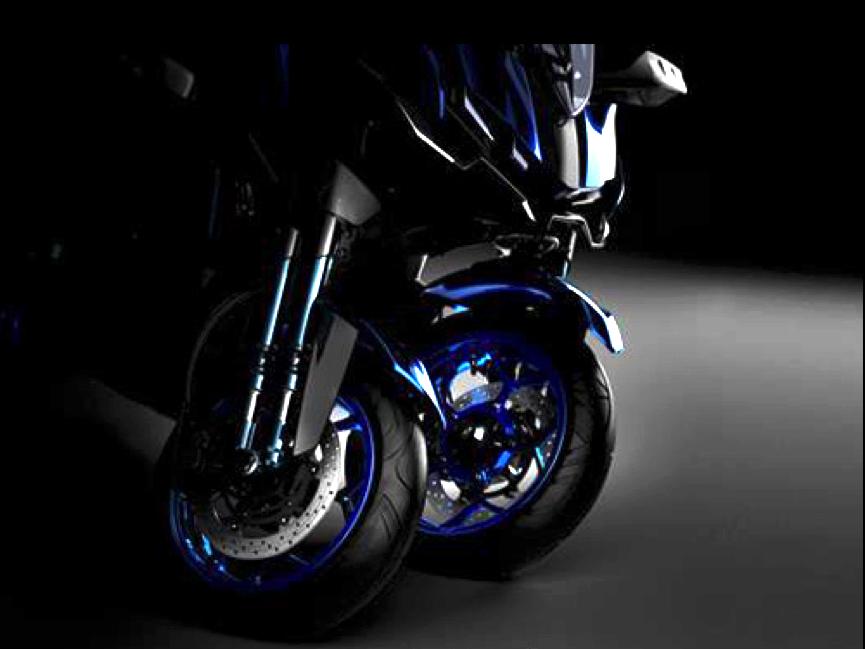 le trois roues yamaha prend forme le site suisse de l 39 information moto. Black Bedroom Furniture Sets. Home Design Ideas