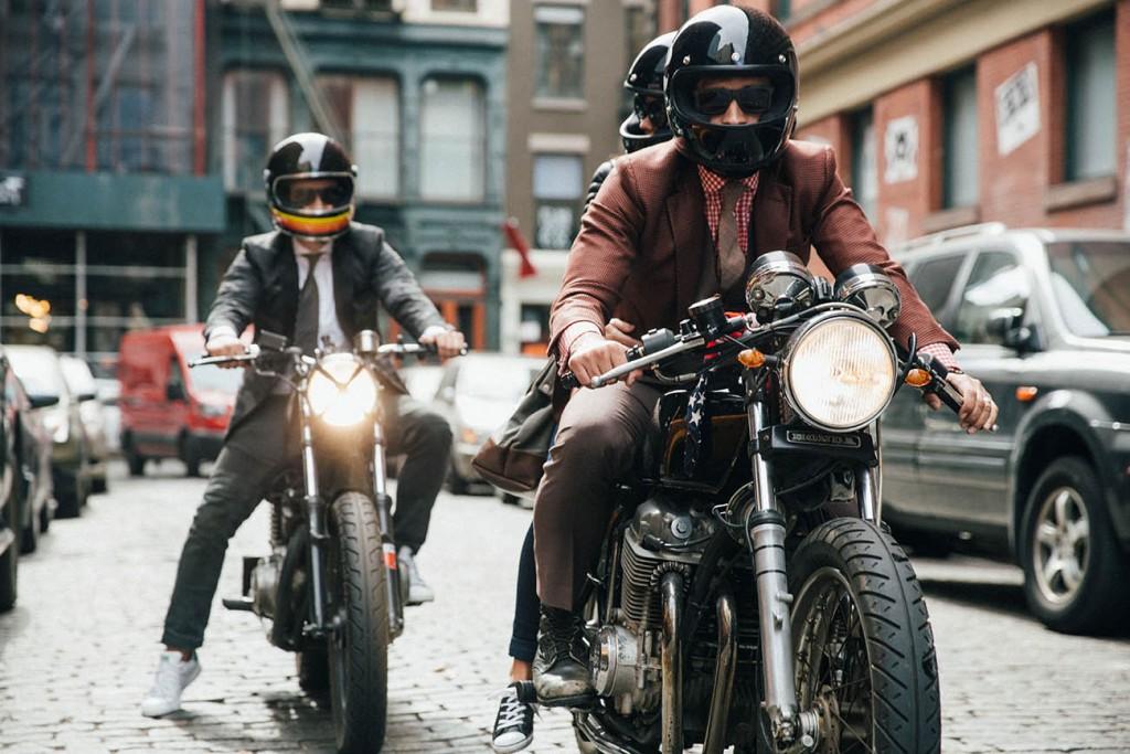 tuning moto vintage