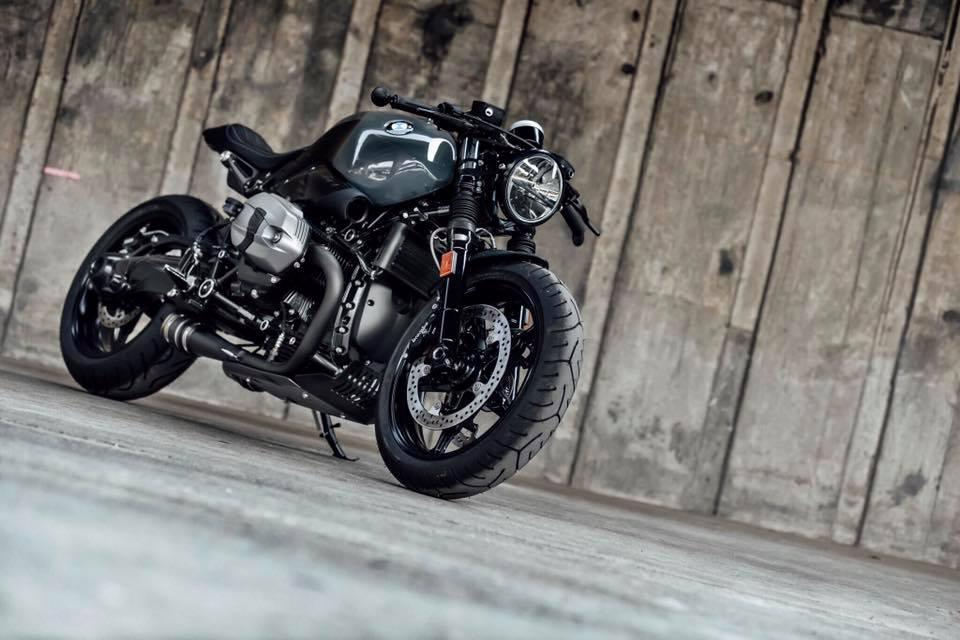 Bmw R Nine T By K Speed Un Magnifique Caf 233 Racer Germano