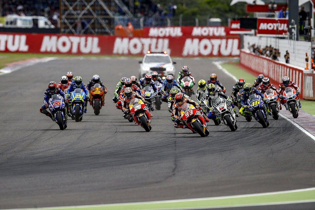 prochaine course moto gp