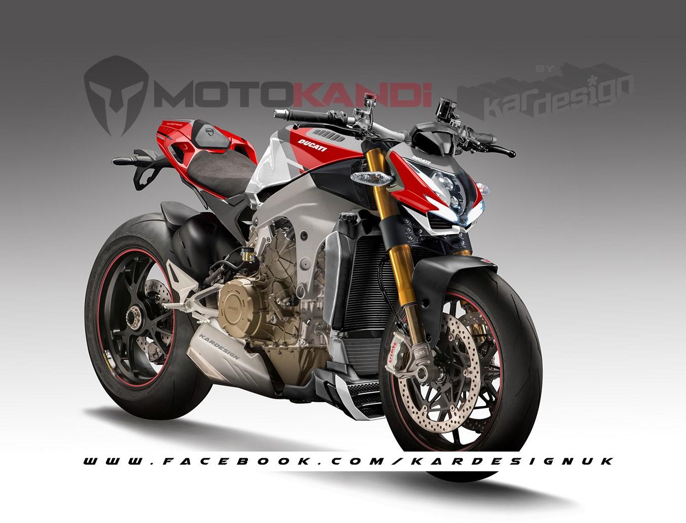 Ducati  Streetfighter Rumors