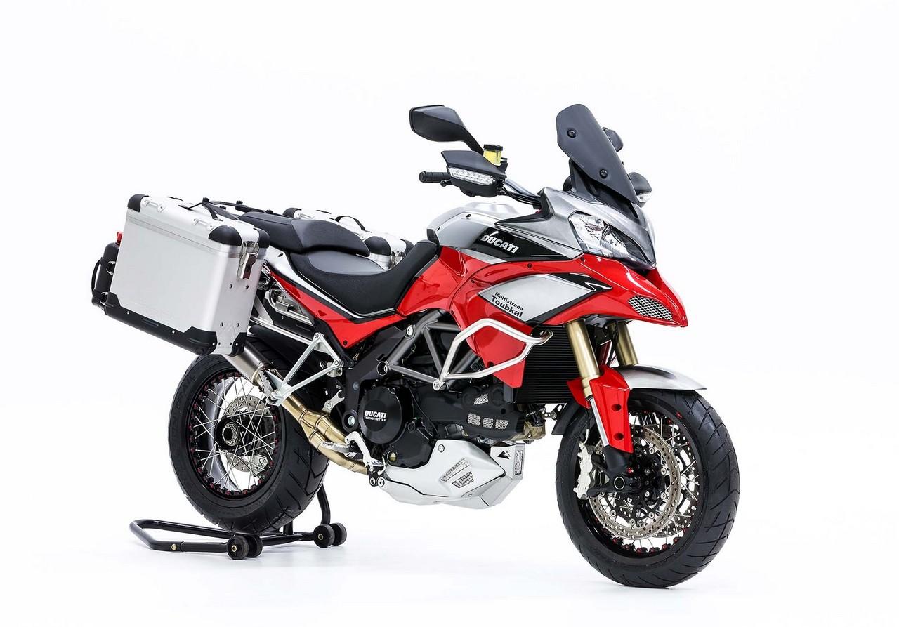 Ducati Crash India
