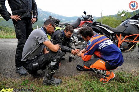 La Cathare Moto Trail - 700km de chemins dans la magnifique région de Carcassonne  Cathare-3