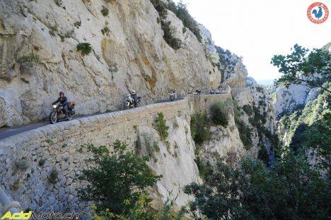 La Cathare Moto Trail - 700km de chemins dans la magnifique région de Carcassonne  Cathare-36