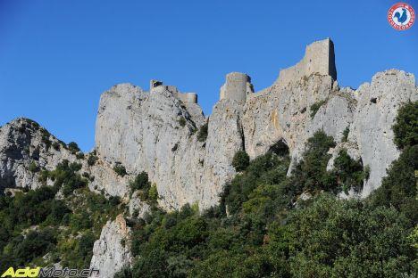La Cathare Moto Trail - 700km de chemins dans la magnifique région de Carcassonne  Cathare-37
