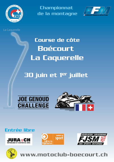 joe genoud challenge 2012 boecourt la caquerelle. Black Bedroom Furniture Sets. Home Design Ideas