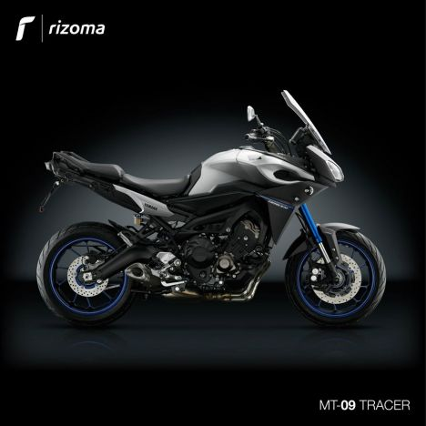 rizoma enjolive la yamaha mt 09 tracer le site suisse de l 39 information moto. Black Bedroom Furniture Sets. Home Design Ideas