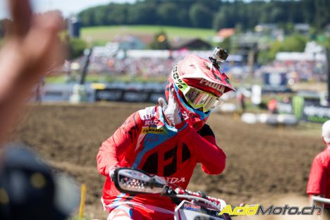 MXGP of Switzerland 2016 race 1 gautier paulin