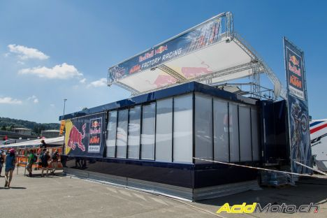 MXGP of Switzerland 2016 redbull hospitallity