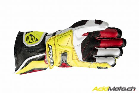 five gants rfx1 2016 fluoyellow