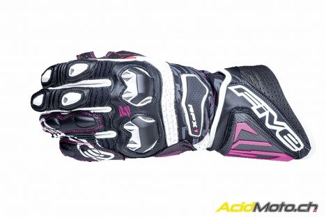 five gants rfx1 2016 women black white