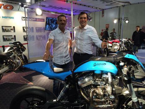 avinton motorcycles arrive en suisse pour la fin de l 39 ann e le site suisse de l. Black Bedroom Furniture Sets. Home Design Ideas