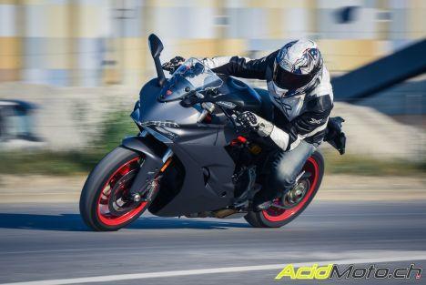 Essai Ducati Supersport 939 - Facilité, confort, performances et style !
