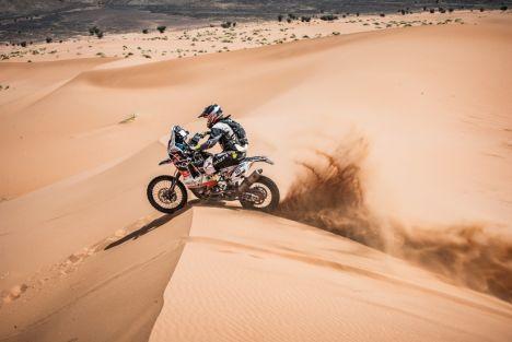 Interview : Nicolas Monnin, objectif Dakar… 2020.