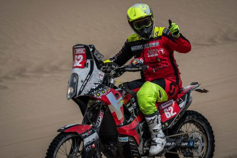 Interview - Hugo Lopes revient sur son Dakar 2019