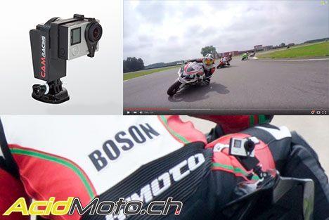 CamRacing Horicam - Les images du GP avec votre GoPro