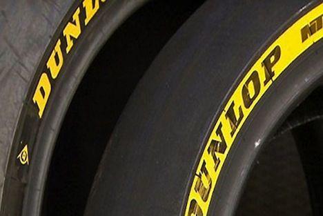 dunlop installe sa production de pneus de comp tition montlu on. Black Bedroom Furniture Sets. Home Design Ideas