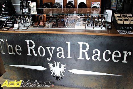 The Royal Racer - Un monde à part