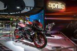 EICMA 2018 – Concept Aprilia RS 660 – Une sportive mid-size à l'aérodynamisme soignée
