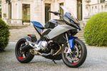 BMW Motorrad Concept 9cento - Le futur de BMW s'annonce sexy