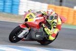 Tests Moto2 à Jerez - Un bloc Triumph et des essais prometteurs