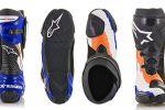 Bottes Alpinestars Supertech R en série limitée Mick Doohan