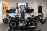 FSBK 2019 - Seb#80 Fraga rejoint la famille BMW Facchinetti Motos