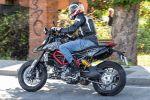 Une évolution de la Ducati Hypermotard pointe le bout de son nez pour 2019