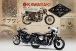 EICMA 2018 - Kawasaki W800 Street et W800 CAFE